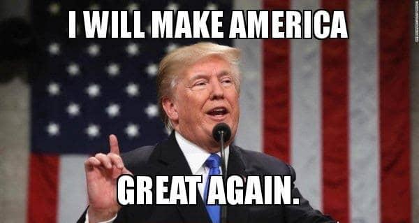Make America Great Again Memes