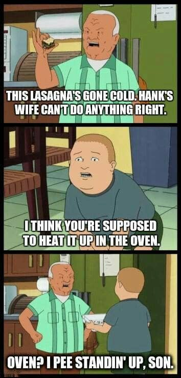 King of the hill memes