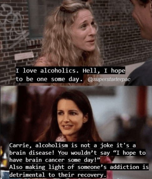 Sex and The City Memes