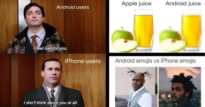 anti android memes
